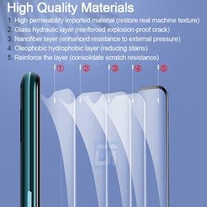 Image 2 - Che Phủ toàn bộ Kính Cường Lực cho OPPO Realme X Lite RENO Z Bảo Vệ Màn Hình Trong cho OPPO K3 A1K A3 A3S A5 a7 A7X A9X Màng bảo vệ