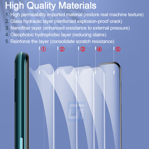 Image 2 - Full Cover Tempered Glass for OPPO Realme X Lite 6 Reno Z Screen Protector for OPPO K3 A1K A3 A3S A5 A7 A7X A9X Protective Film