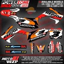 Gros moto autocollant kit