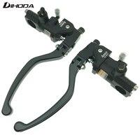 Universal 7/8 22mm 19 Rcs Adelin PX 7 CNC motorcycle brake clutch pump master cylinder lever handle For Yamaha Kawasaki Suzuki