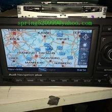 Новинка DV33M32A alpine DVD НАВИГАЦИЯ DV36M110 погрузчик приводной механизм для RNS-E A3 A4 PLUS карта Автомобильный DVD аудио gps