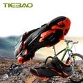 TIEBAO/Обувь для горного велосипеда  мужская и женская обувь для езды на велосипеде  sapatilha ciclismo  mtb  spd  педали  самоблокирующаяся дышащая обувь  ...