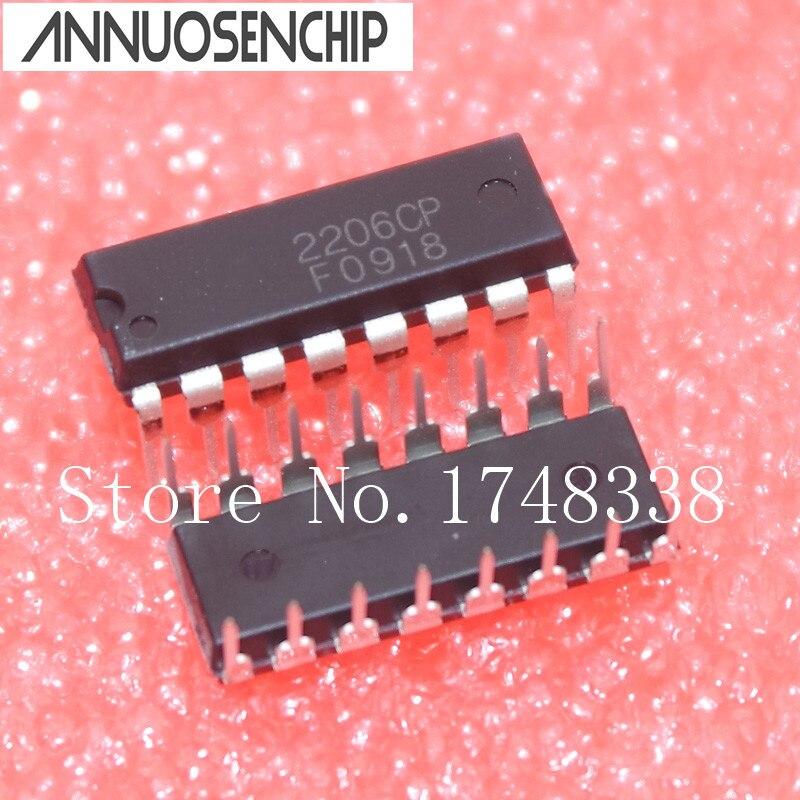 5pcs XR-2206 XR2206CP XR2206 Monolithic Generator DIP new xr