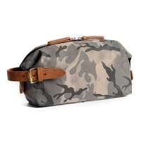 Men Portable Small Handbag Camouflage Zipper Storag Bag Organizer Travel Digital Package Wholesale Accessories Supplies Products