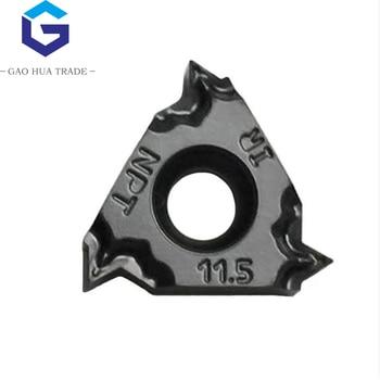 Thread Cutter 16IRM 11.5NPT IC908 10pcs/lot 16IRM 11.5NPT IC808 100% Original Product For CNC Tool Thread Cutter