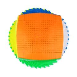 Yuxin Huanglong 17x17x17 куб без наклеек Zhisheng SpeedCube головоломка Twist 17x17 Cubo Magico yuxin huanglong 17
