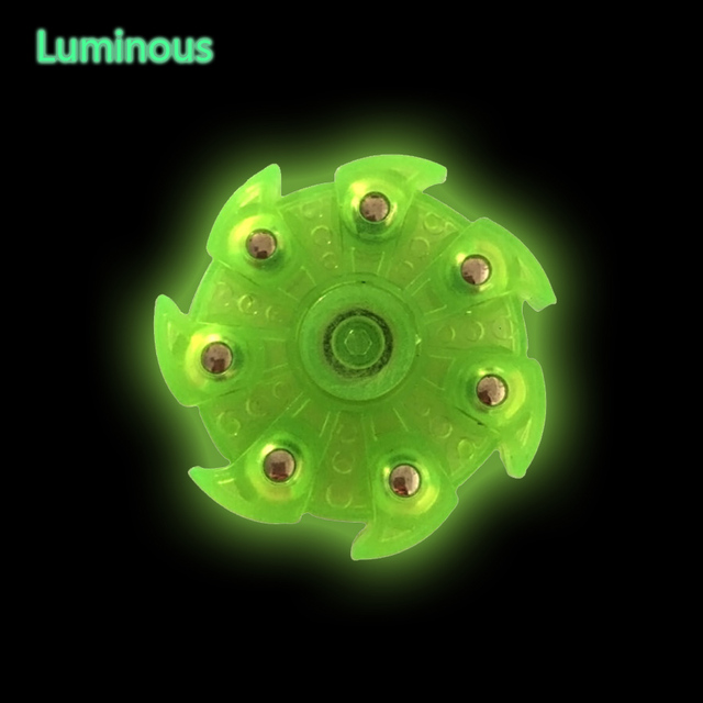 Luminous Multi Point Fidget Spinner