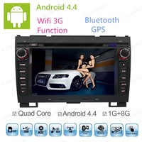 7in 800*480 Android 4.4 Quad Core 2 Din Car DVD Player for Great Wall Hover H3 H5 Stereo GPS Navi wifi radio DAB+
