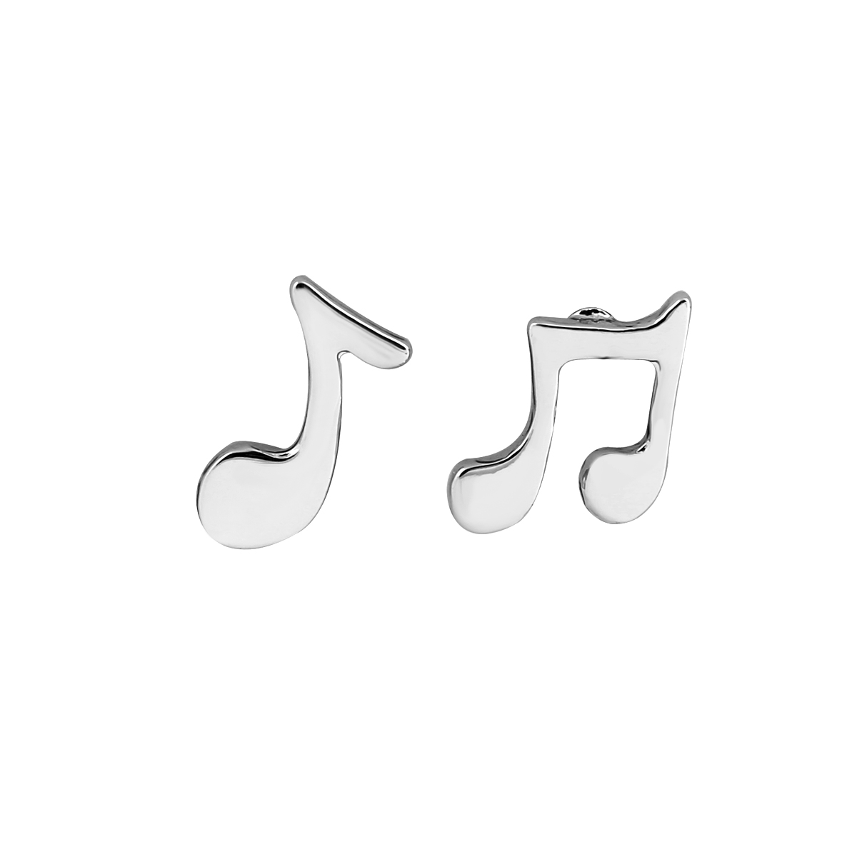 Aliexpress Smjel 2017 Fashion Music Note Stud Earrings For Women Notation Party Gifts S125 From Reliable
