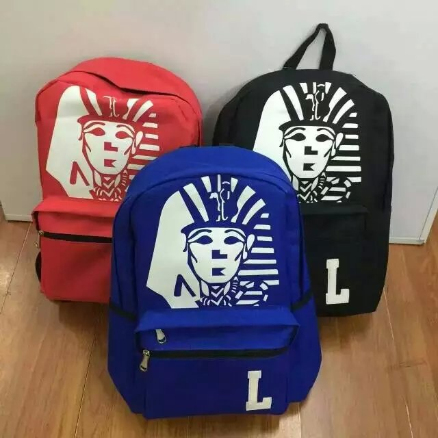 ФОТО Top Quality printing backpack school bags women men korean last kings bag for teenagers laptop wholesale free shipping