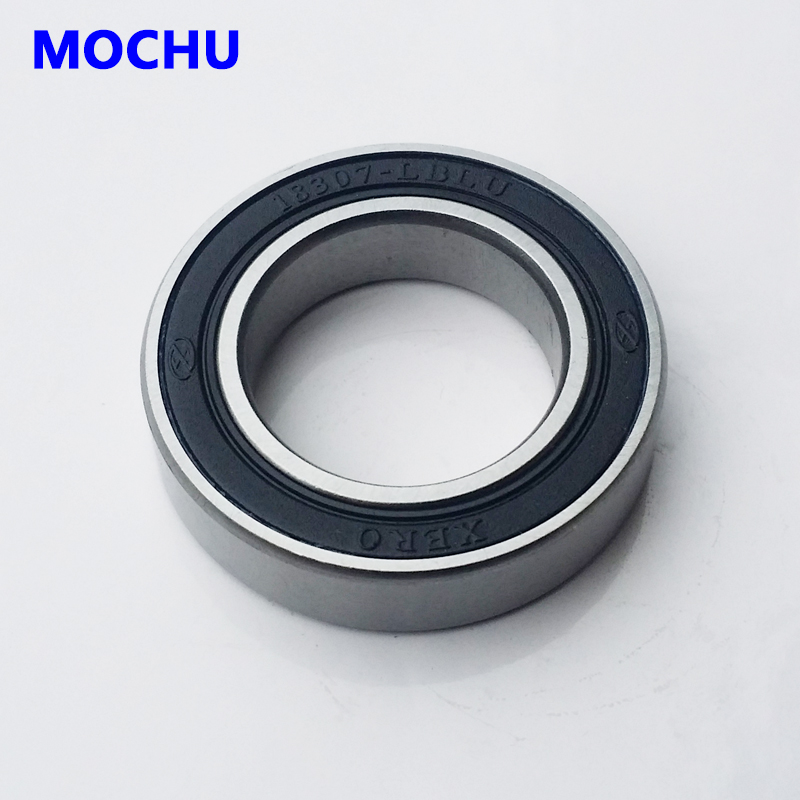 2pcs Bearing 18307 18x30x7 18307-LBLU 61903-18RS MOCHU Miniature Thin Wall Bearing Shielding Ball Bearing Bicycle Bearing