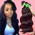 Onda Del Cuerpo malasio 4 unids 8 ''-30'' 7A Pelo Virginal Malasio Suave y wonder girl pelo liso extensiones de cabello humano mojado y ondulado