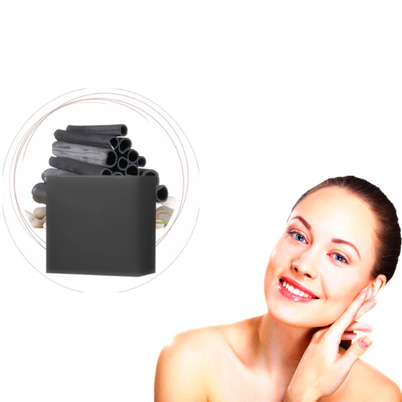 Face Washing Nose Blackhead Remover Handmade Soap Herbal Medicine Black Head Acne Treatments Deep Clean Skin Care Charcoal Soap