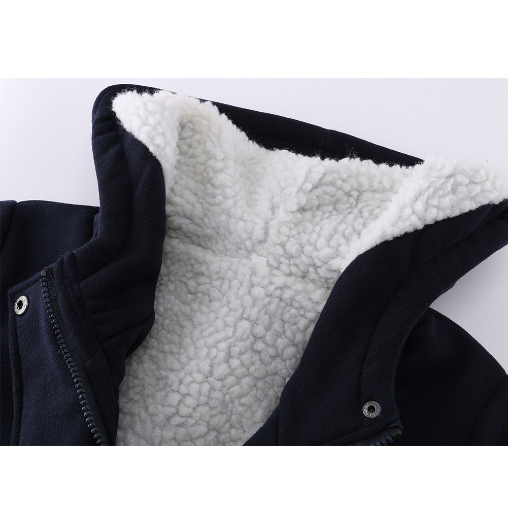 Jacket Coat Winter Women 2019 Hooded Wool Blend Praka Classic Horn Leather Buckle Coat Slim For Ladies Winter Jacket Woman Parka 17