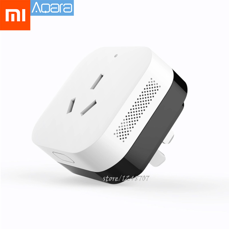 In Stock,Xiaomi Gateway 3 Aqara Air Conditioning Companion Gateway illumination Detection Function Work With Mi Smart Home Kits-in Smart Remote Control from Consumer Electronics    1
