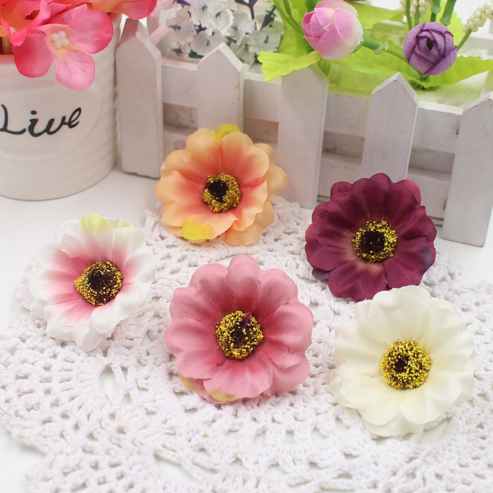 Flower heads for crafts - Daisy Flower Heads For Crafts
