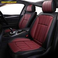 Novo couro de luxo tampas de assento do carro para dacia duster dokker daewoo lanos matiz nexia tampas de assento automóvel acessórios|Capas p/ assento de automóveis| |  -