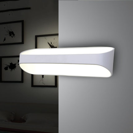 Simple Modern Aluminum Wall Sconces Waterproof Fog Mirror LED Wall Light For Home Indoor Lighting Bathroom Lamp Lampe Murale new modern simple durable bright flexible aluminum acryl led mirror light for bathroom waterproof anti fog wall lamp 1136