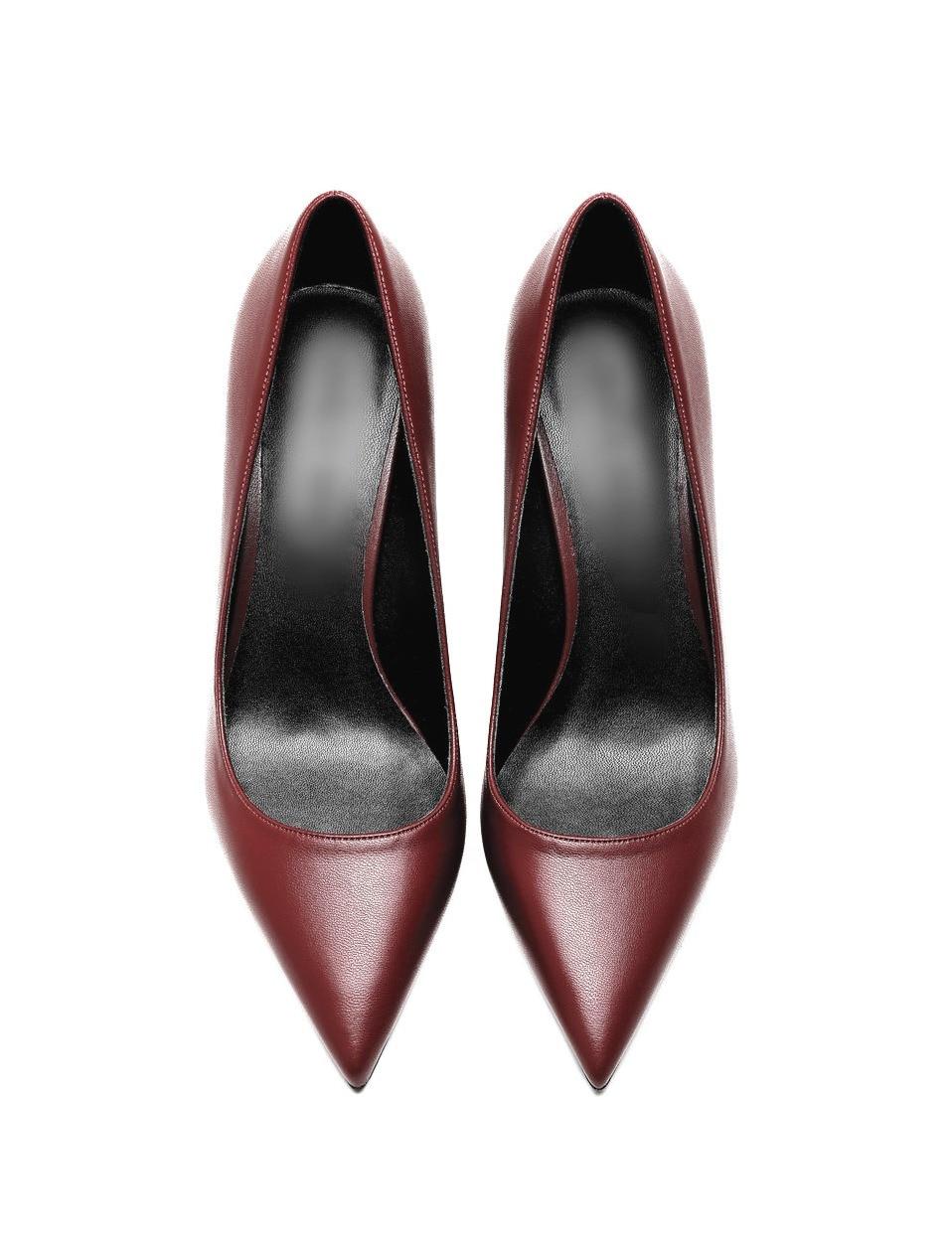 أحذية عالية موضة ، 15