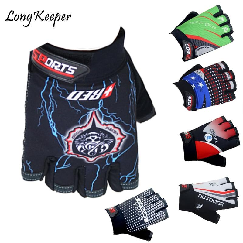Long Keeper New Women/Men Training Gym Gloves Body Building Sport Fitness Gloves Exercise Weight Lifting Gloves Men Gloves Women