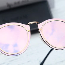 Fashion Style Alloy Frame Women Sunglasses