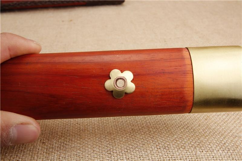Ənənəvi Çin qılınc əl istehsalı mis parçaları Çin - Ev dekoru - Fotoqrafiya 4