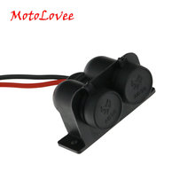 Универсальное автомобильное зарядное устройство motolovee 12