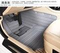 5 мест специальные водонепроницаемый XPE материал non slip полный окружении автомобиля коврики для NP300 Паладин Одина износостойкие легко cle