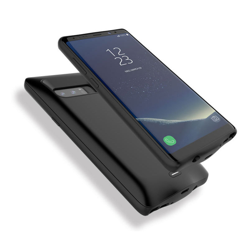 Battery Charger Case For Samsung Galaxy Note 8