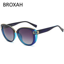 Fashion Cat Eye Sunglasses Women 2019 Luxury Brand Ladies Polarized Sunglasses Driving Glasses Female Shades Gafas De Sol Mujer