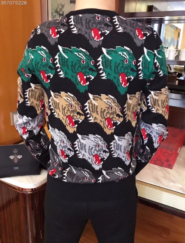 Merveilleux Hommes Piste Noël Vacances Vêtements Chandails 2018 L'europe Marque De Wld10570ba Conception Luxe 5dHqBx5
