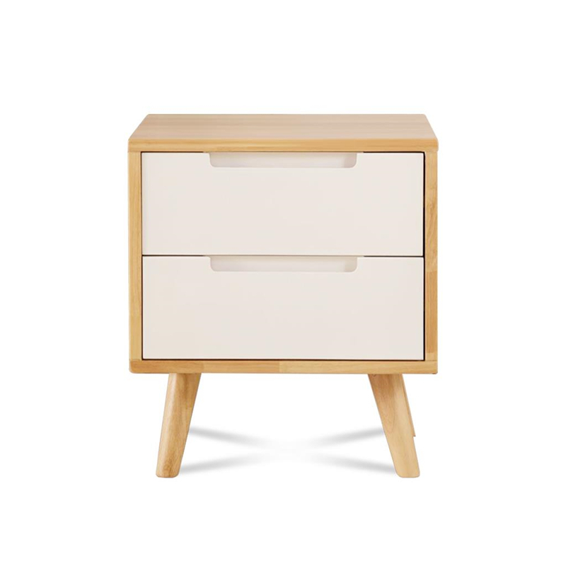 Kayu Chambre Night Stand Korean Nordic European Vintage Wooden Mueble De Dormitorio Bedroom Furniture Cabinet Quarto Nightstand