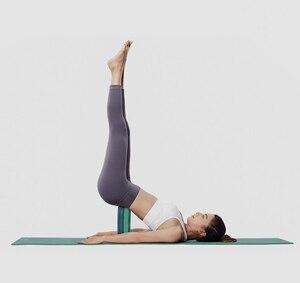 Image 3 - 2 sztuk/partia Youpin Youpin Yunmai wysokiej gęstości cegły joga Fitness kształtowanie ciała bezpieczne bezwonny cegły dla nowego ucznia jogi
