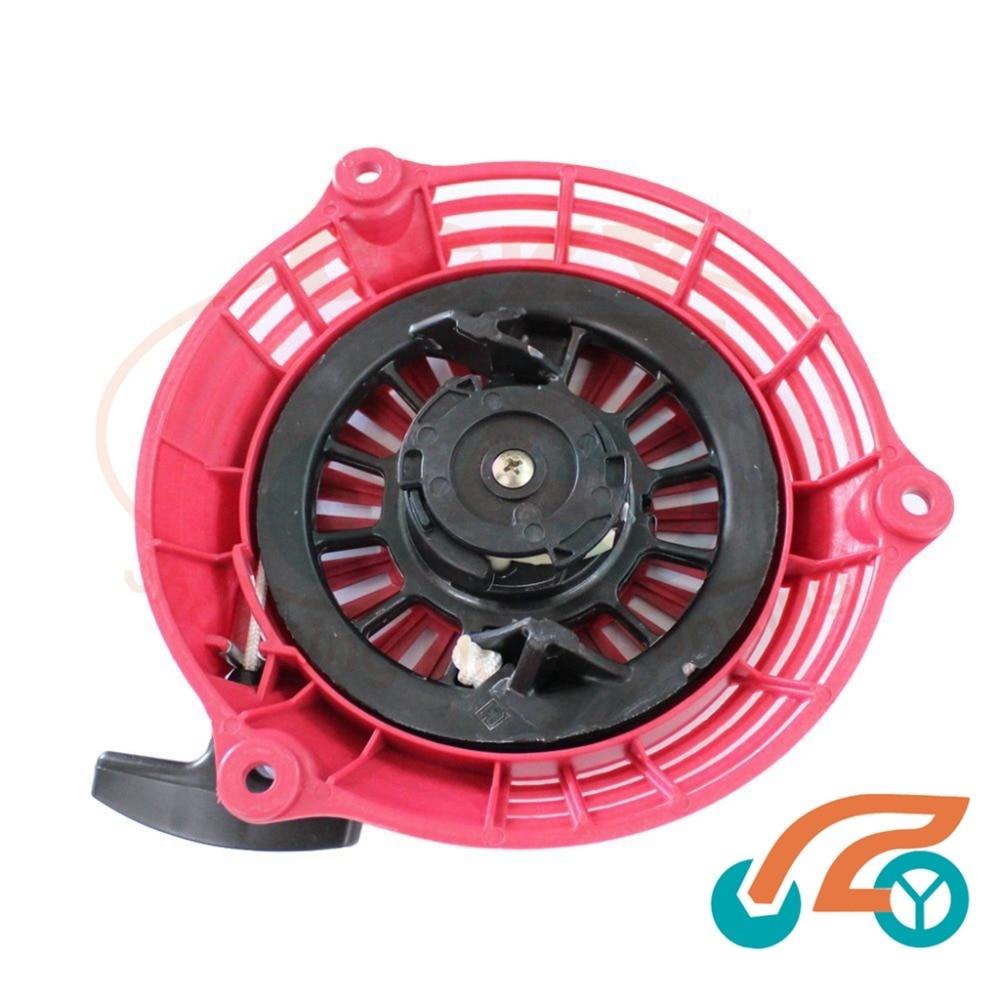 Recoil starter assembly for honda gc125 gc135 gc160 gcv135 gcv160 push mower hrb hrc hrr hrs hrt - Honda gcv 160 ...