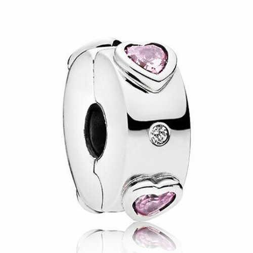 Лидер продаж Звезда Луна Кристалл Любовь сердца Микки мышь Шарм для браслета Pandora талисманы браслеты для вечерние партии DIY подарок