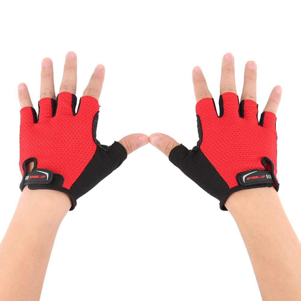 Breathable Cycling Gloves Skidproof Half Finger Summer Sports Gloves Bicycle MTB Bike Gloves Guantes Ciclismo for Men Woman