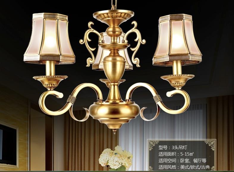 Lampadario Antico Ottone : L lampadine luce lampadario moderno ottone antico a colori di