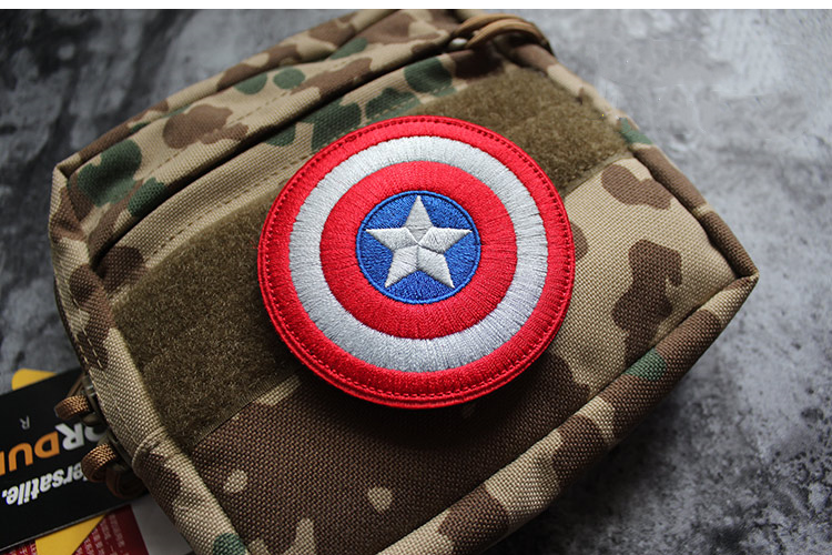 Hydra Captain America Movie Embroidered Iron on Acu Patch