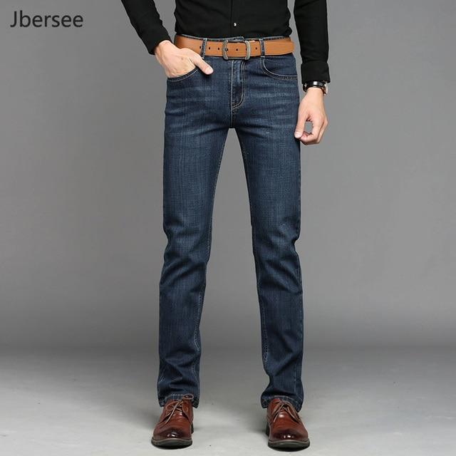 Casual Designer Clothes | Spring Summer Mens Jeans Brand Designer Clothes Stretch Casual Pants