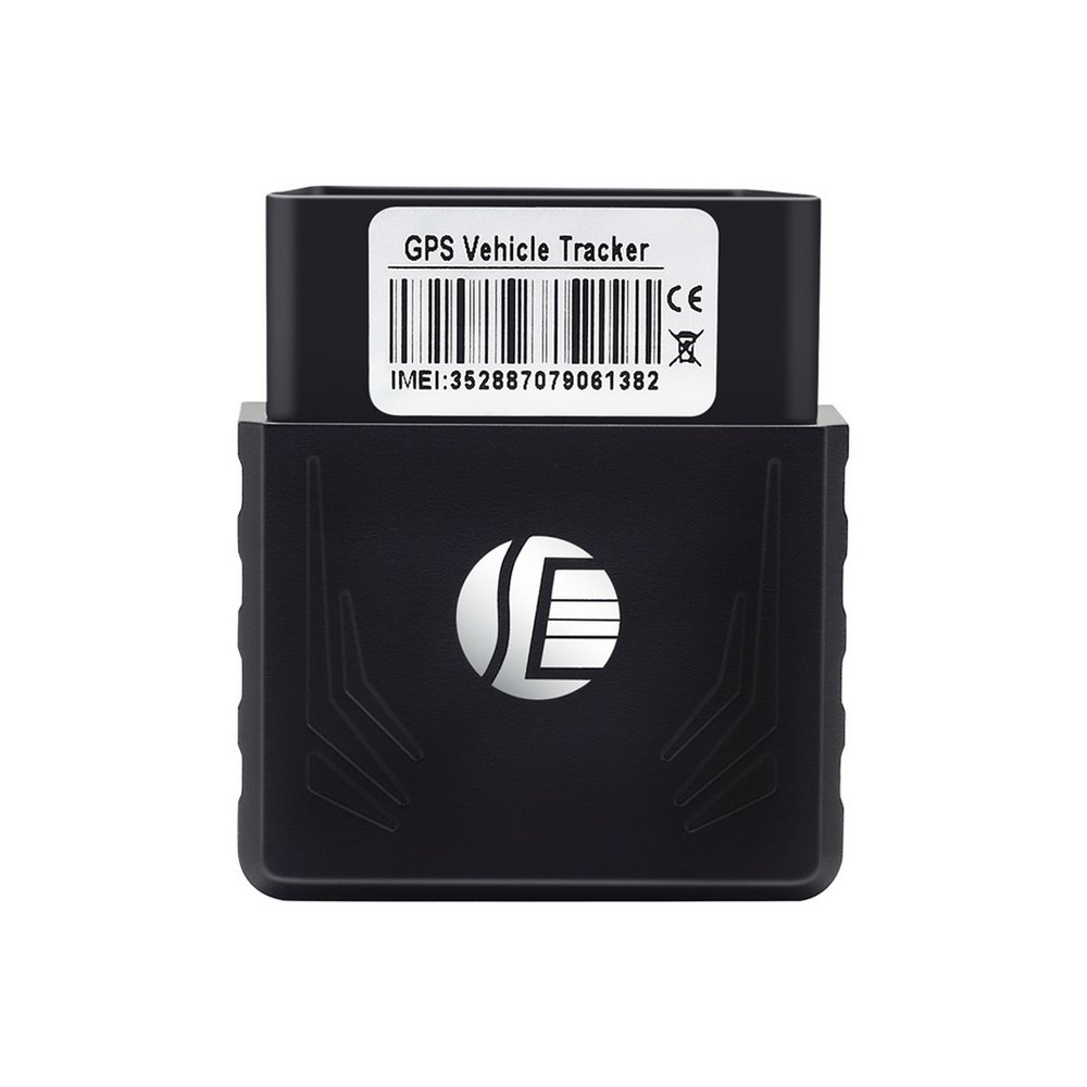TK306 OBD GPS Tracker Car GSM Vehicle Tracking Device OBD2 16 PIN Interface GPS Locator with APP Platform