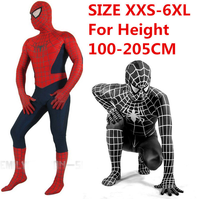 Adult/Childrens Menu0027s Spiderman Cosplay Costumes Men/Boys SuperHero Costume Male High Quality Lycra  sc 1 st  AliExpress.com & Adult/Childrens Menu0027s Spiderman Cosplay Costumes Men/Boys SuperHero ...