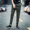 Summer Lightweight Outdoors Tactical MilitaryPants Men's Thin high street Gray Black SweatPants Trousers camouflage Style Army