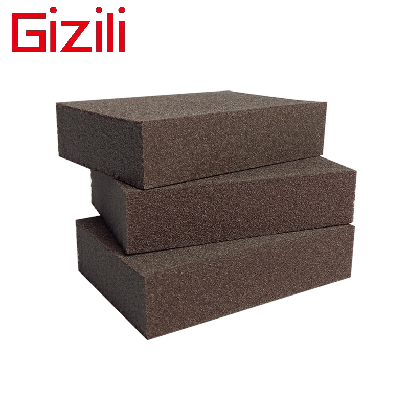 GIZILI 3pcs lot High Density Nano Emery Magic Melamine Sponge For Cleaning Homeware Kitchen Sponge Removing Rust Rub 10 7 2 5cm in Sponges Scouring Pads from Home Garden
