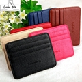 Hot selling High quality PU leather magic wallets fashion designer men bank card holder retail and wholesale Model: PT0364