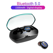 Xi11 TWS true Wireless Earbuds Bluetooth 5.0 Binaural Microphone Headset Bluetooth stereo Headset Wireless Bluetooth Earphones