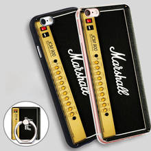 Retro Marshall Music Box Soft TPU Silicone Phone Case Cover for iPhone 5 SE 5S 6 6S 7 Plus