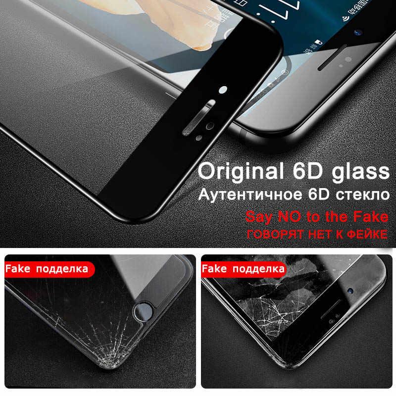 6D Tempered Glass for Xiaomi Redmi Note 8 Pro 7 8T 5 6 Screen Protector Protective 8A 7A Redmi Glass Mi 9 SE 8 Lite A3 CC9 Glass