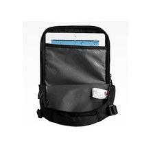 SWISS Black Small Cross body Casual Bag for men