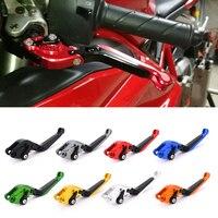 CNC Motorcycle Brakes Clutch Levers For HONDA CB 599/600/919 HORNET CB599 CB600 HORNET 1998 2006 CB919 2002 2007