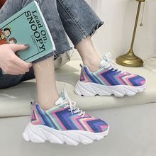 MIUBU New Spring Lace up women's platform shoes solid oxford shoes women round toe casual shoes woman vintage creepers female цена